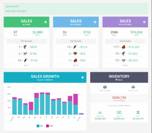 shopkeeper amazon sellers dashboard